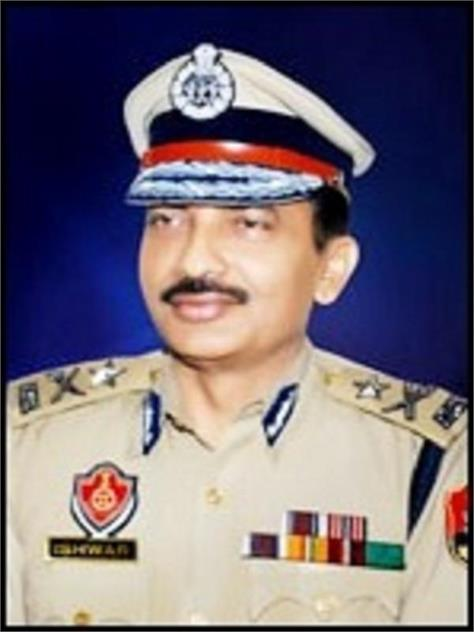 retired adgp punjab dies of heart attack