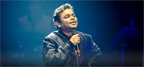 ar rahman saying about bollywood singer