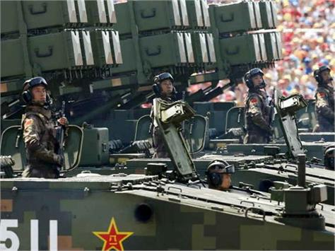 china is rapidly building robust lethal force to impose its wil