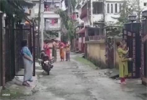 earthquake tremors in up