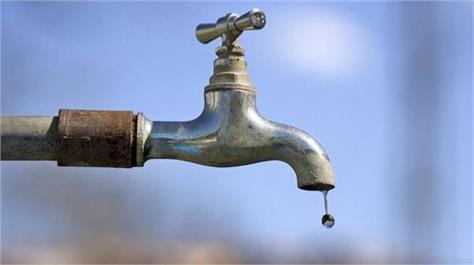 due to work in kajauli water workers water supply will be affected