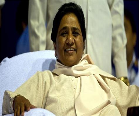 bsp supremo mayawati can fight this seat of western up