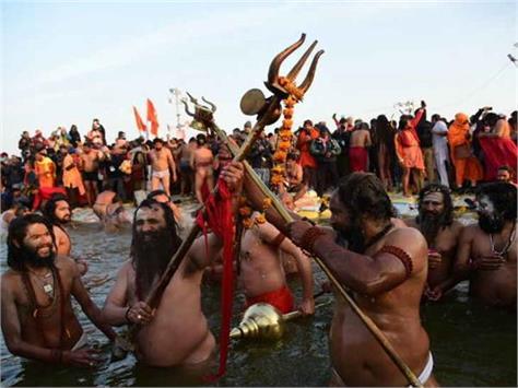 1 25 crore devotees taken bath in kumbh