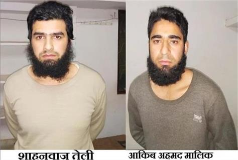 up ats arrested 12 suspects from deoband