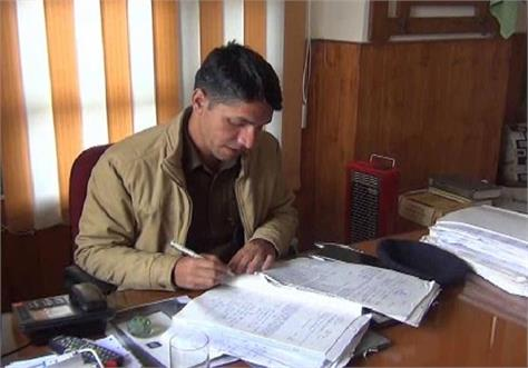 forged signatures of electrical department acquired the bank loan