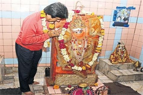 raj babbar who arrived in the shelter of hanuman