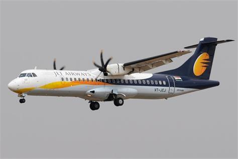 13 lakh seats reduced due to jet airways in one month