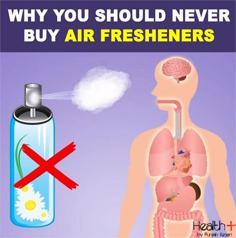 why you should never buy air fresheners