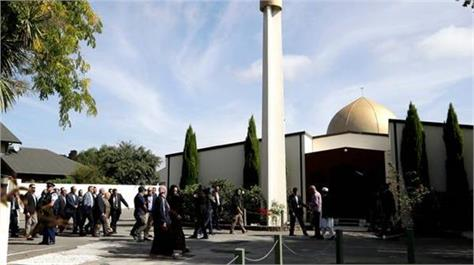 christchurch attacks al noor mosque reopens to worshippers