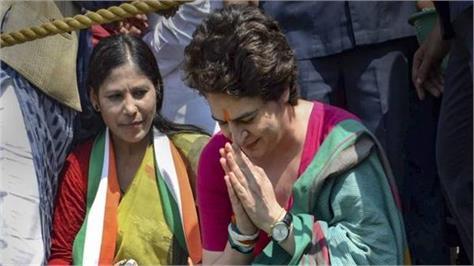 priyanka to visit vindhavsini temple and dargah in mirzapur