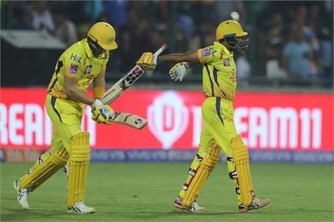 chennai beat delhi by 6 wickets
