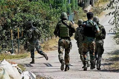 two militants killed in encounter in baramulla of jammu and kashmir