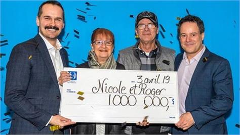 canadian couple find lost ticket in the book become millionaires