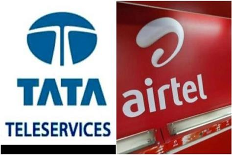 dot approves the tata s merger airtel will have to give 7200 crore