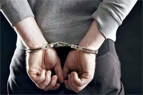 renowned thief arrested