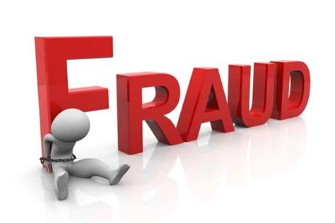 fraud with elderly man in the name of insurance policy