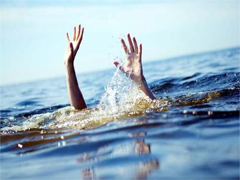 youth drown in beas river