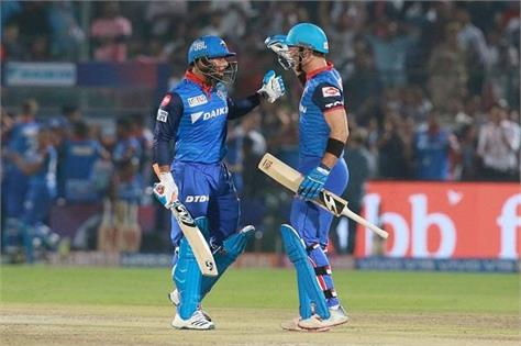 rr vs dc ipl 2019 live cricket match