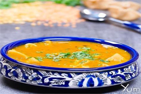 how to make dal pithi