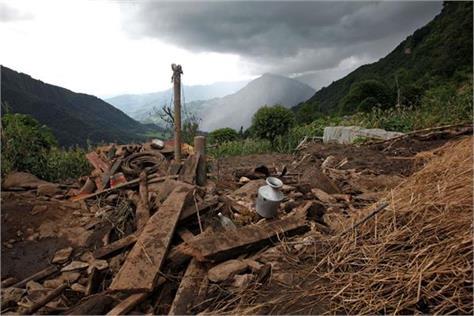landslides in nepal district kills 6