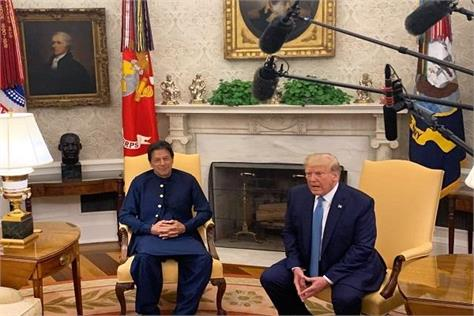 trump offers mediation between india and pakistan on kashmir issue