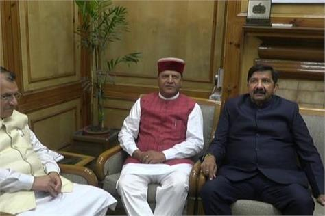 all party meeting to formulate agreement for monsoon session