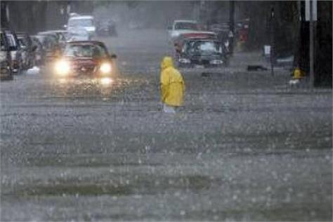 torrential rain in north india alert issued in punjab