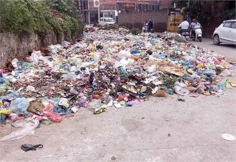 batala becomes a house of garbage