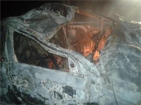 road accident in mandi