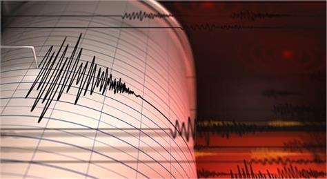 earthquake shocks in samoa