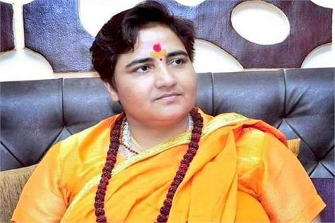 sadhvi told journalists unscrupulous