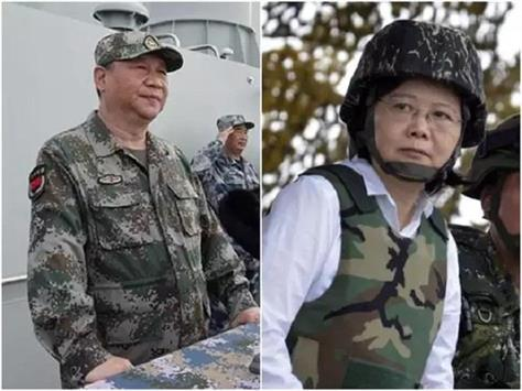 taiwan defence chief says no signs china is preparing for war