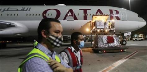 women on 10 flights from qatar invasively examined australia