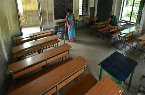 all schools in mizoram will remain closed till the end of this year