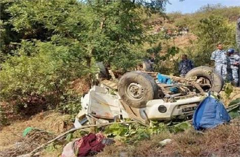 death of 5 pensioners in road accident