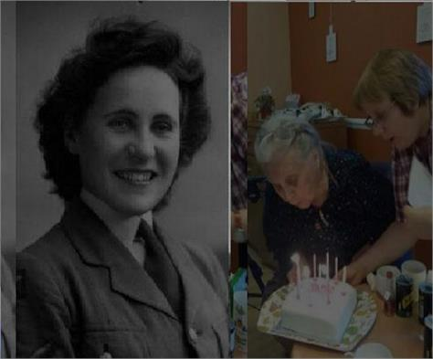 after nazi plot plane crash cancer and covid york woman reaches 100