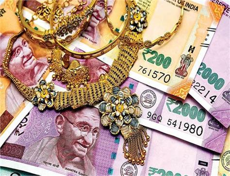bhoranj wife gold cash absconding