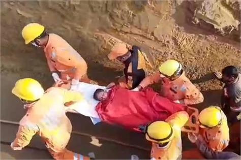 4 year old dead in borewell 22 hours of rescue still no life left