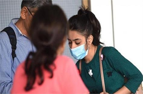 national news punjab kesari gujarat high court corona virus mask