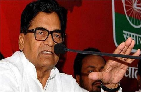 bjp is making a mess in the up mlc election to win ram gopal yadav
