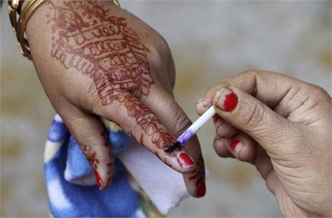 jammu and kashmir more than 48 percent voting in second phase of ddc election