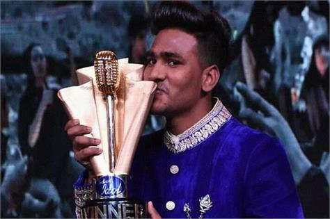 sunny hindustani became the winner of indian idol