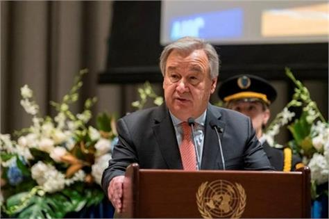 un chief expresses concern over caa says necessary to prevent