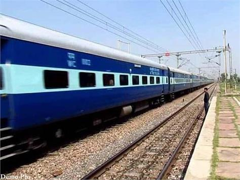 train will now run from daulatpur chowk to jaipur