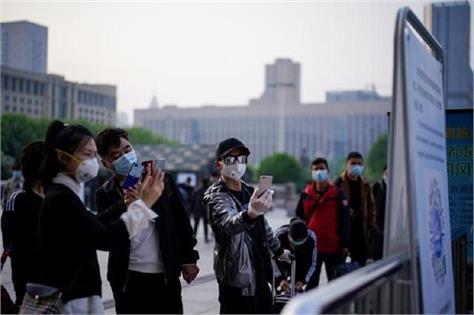 corona virus 82119 death in world lockdown will removed in wuhan