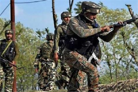 attempts to infiltrate karen sector failed army killed five terrorists