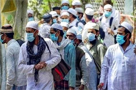 180 people related to tablighi jamaat came forward after police warning
