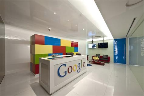 work will start in google offices from july 6