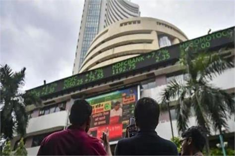 bse opened 359 points and nifty up 129 points
