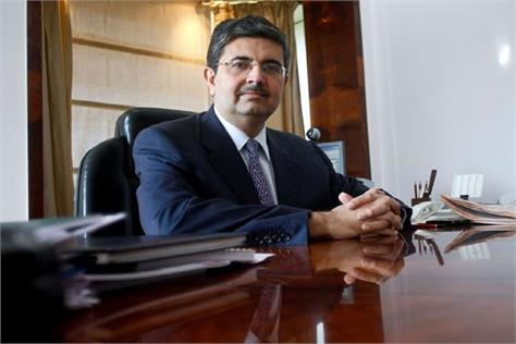 kotak bank shares rise uday kotak news of selling stake
